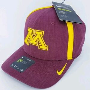 Minnesota Golden Gophers Nike NCAA Aerobill Hat